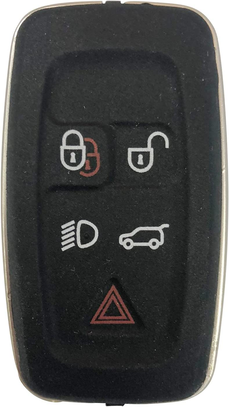 Replacement For 2010-2015 Land Rover Range Rover/Sport Keyless Entry Remote Fob KOBJTF10A,by AUTOKEYMAX (SINGLE)
