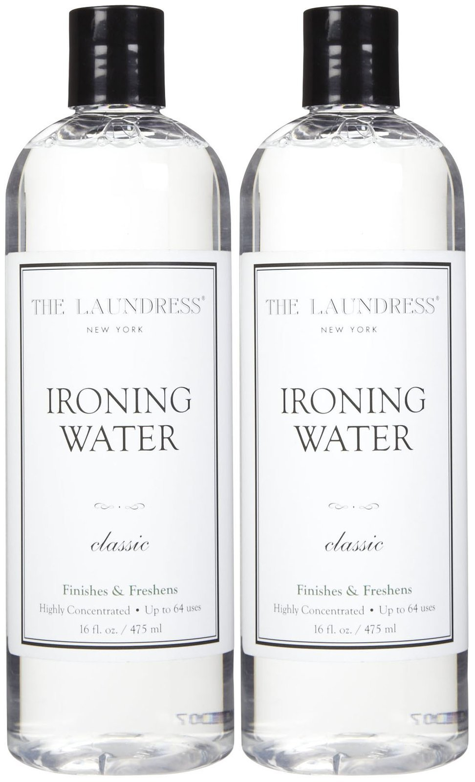 The Laundress Ironing Water, Classic - 16 oz - 2 pk