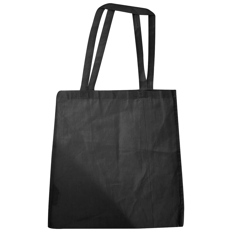 Bags By Jassz Linden Organic Cotton Short Handle Tote//Shopper Bag Pack of 2