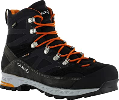 Aku Trekker Pro GTX Walking Boots 9 D(M) US Black Orange