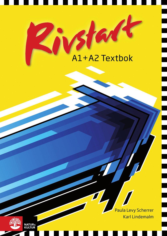 Rivstart A1+A2 Neu: Textbok + ljudfiler