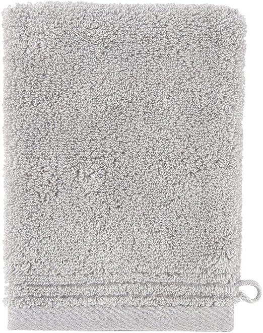 Olivo DESFORGES manopla de baño Alizée algodón, algodón, nube, 15 ...