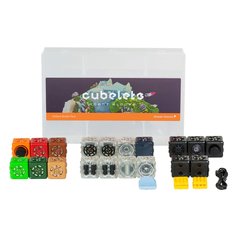Cubelets CB-KT-EDUBB-1 - Bloques de Robot para construcción ...