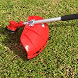 Amazon.com: Brush Cutter Blade Guardia universal – W/soporte ...