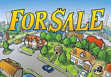 Gryphon Games 1124 For Sale - Juego de Mesa sobre propiedades (en inglés)