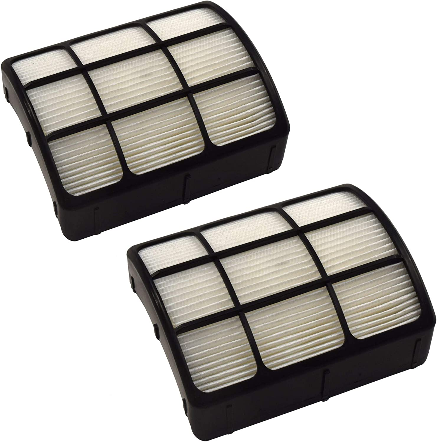 HQRP 2-Pack Exhaust Filter for Dirt Devil F86 440006419 Replacement fits Dirt Devil Lift & Go UD70300 UD70300B UD70170 UD20125 UD20125B UD70163 UD70167 UD70169 Upright Vacuums Plus Coaster