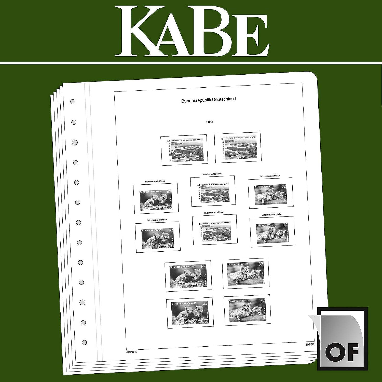KABE OF-Nachtrag Bundesrepublik Deutschland BI-Collect 2016