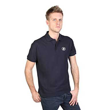 POLO CLUB Captain Horse Academy Polo Custom Fit Logo Small Azul S ...