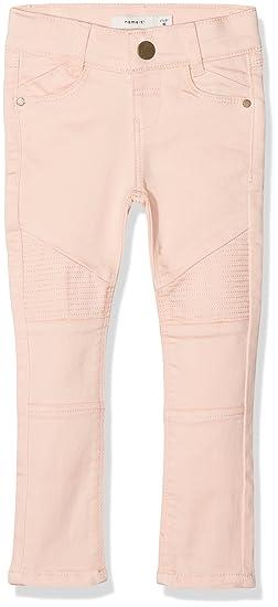 d018c9e2066683 NAME IT NAME IT Mädchen Jeans Nkfpolly Twitirsanne Pant AD Noos Jeanshosen   Amazon.de  Bekleidung