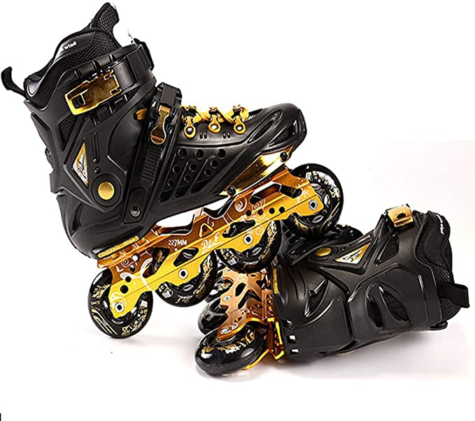 Recommended Roundabout Adult Male and Female Flat Flower Skates Adult Roller Skates Round