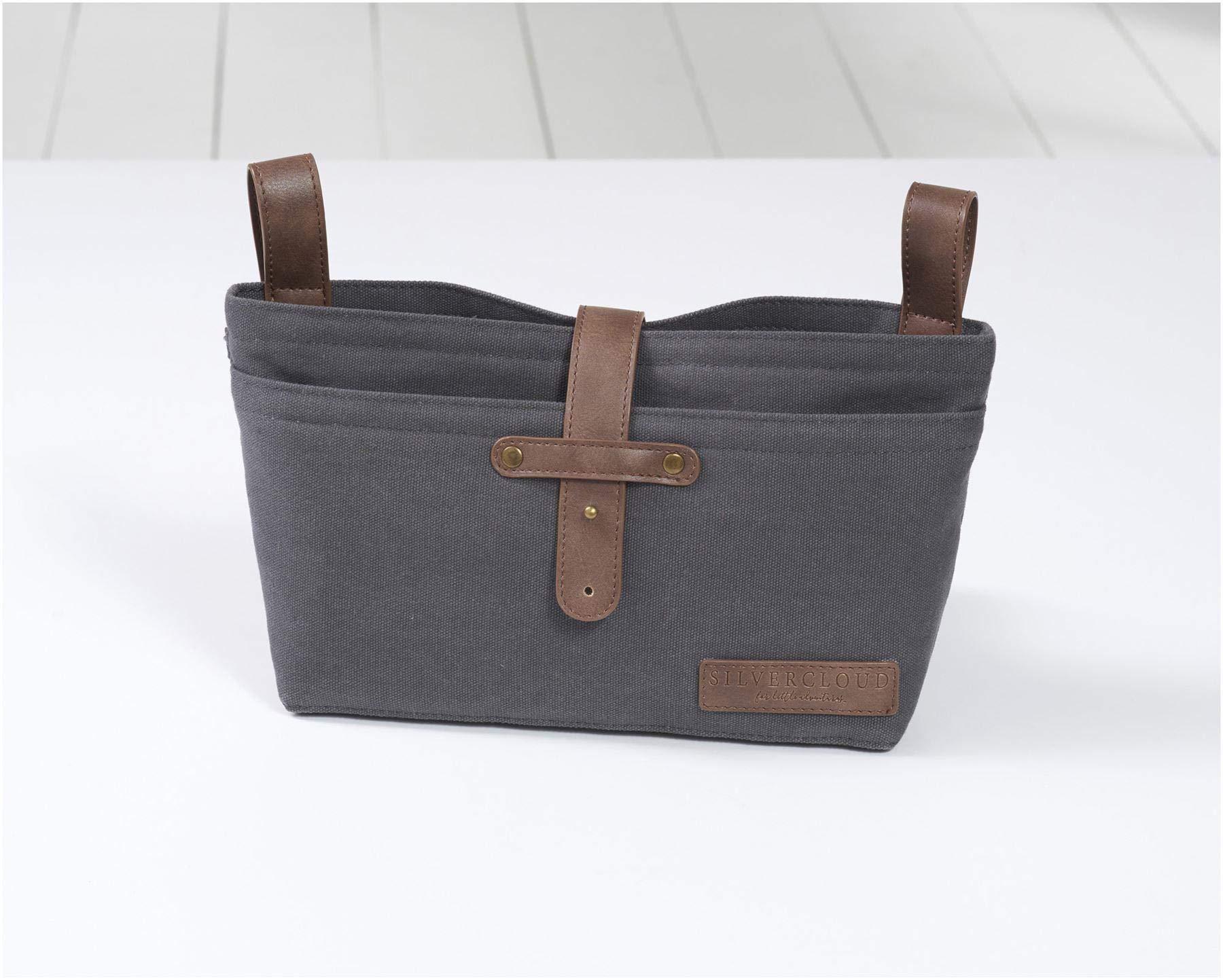 East Coast Silvercloud Handy Stroller Bag - Grey