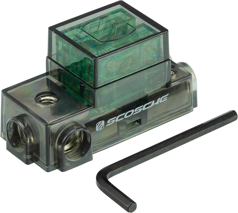 SCOSCHE PDM482A P7 Maxi Fuse Block 2-Out