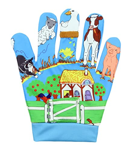 The Puppet Company - Favourite Song Mitt - Old MacDonald Hand Puppet