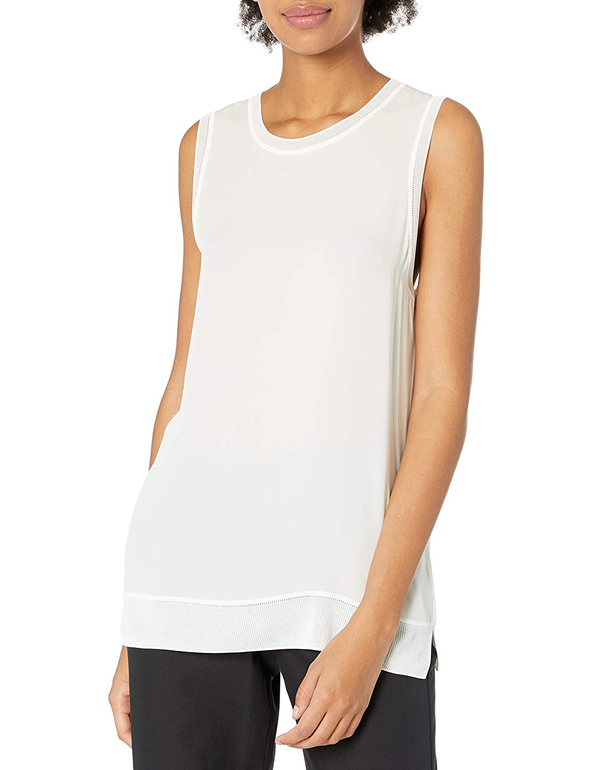 Theory Womens Lewie GGT Combo Top