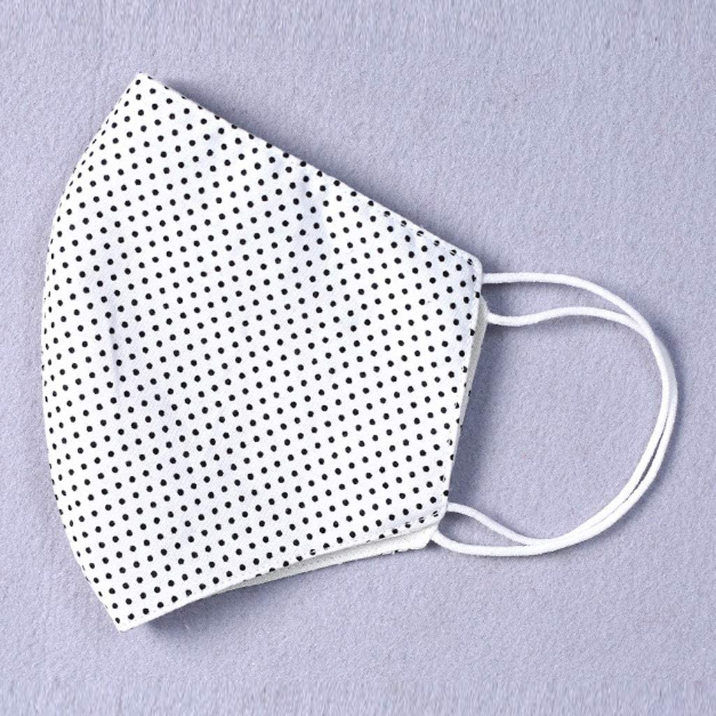 Washable Durable for Everyday Public Use with Ear Loops Ship from UK Soft 1PCS,A Reusable 1PCS//2PCS//4PCS//5PCS Fabric Breathable Bandana