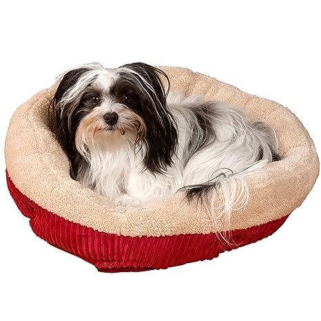 Evelots suave Self Calefacción cama para mascotas, perros y gatos, suave y acogedor,