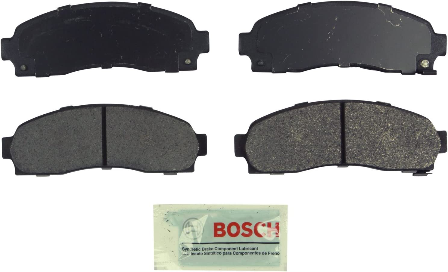 Bosch BE913H Blue Disc Brake Pad Set with Hardware