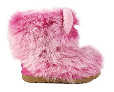 32177c0ae4d UGG Kids Womens Pinkipuff Classic II (Little Kid/Big Kid)