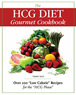 The ultimate hcg diet recipe book over 170 easy recipes for the the hcg diet gourmet cookbook forumfinder Image collections