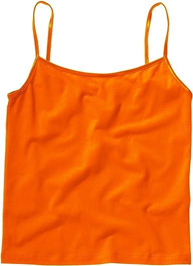 Bella + Canvas Camiseta interior de algodón spandex para mujer ...