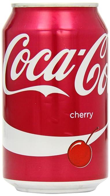 10 opinioni per Coca cola cherry gusto ciliegia