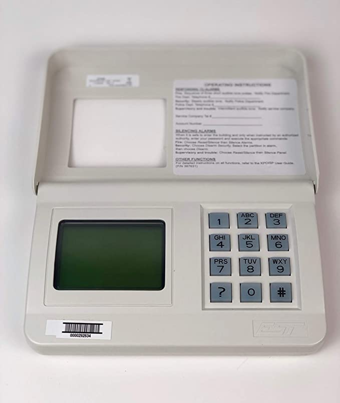 Edwards KPDISP Keypad LCD Display for Use with The EST3