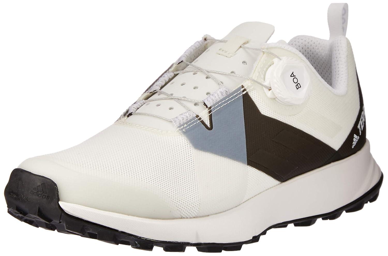Blanc (Nondye Transl Negbás 000) 43 1 3 EU adidas Terrex Two Boa W, Chaussures de Randonnée Basses Femme