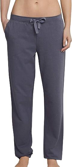 Schiesser 158636 - Pantalones largos de chándal para mujer