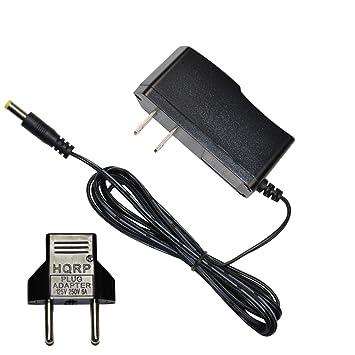 HQRP Cargador / Adaptador de CA para M-Audio 9V, Axiom Pro ...