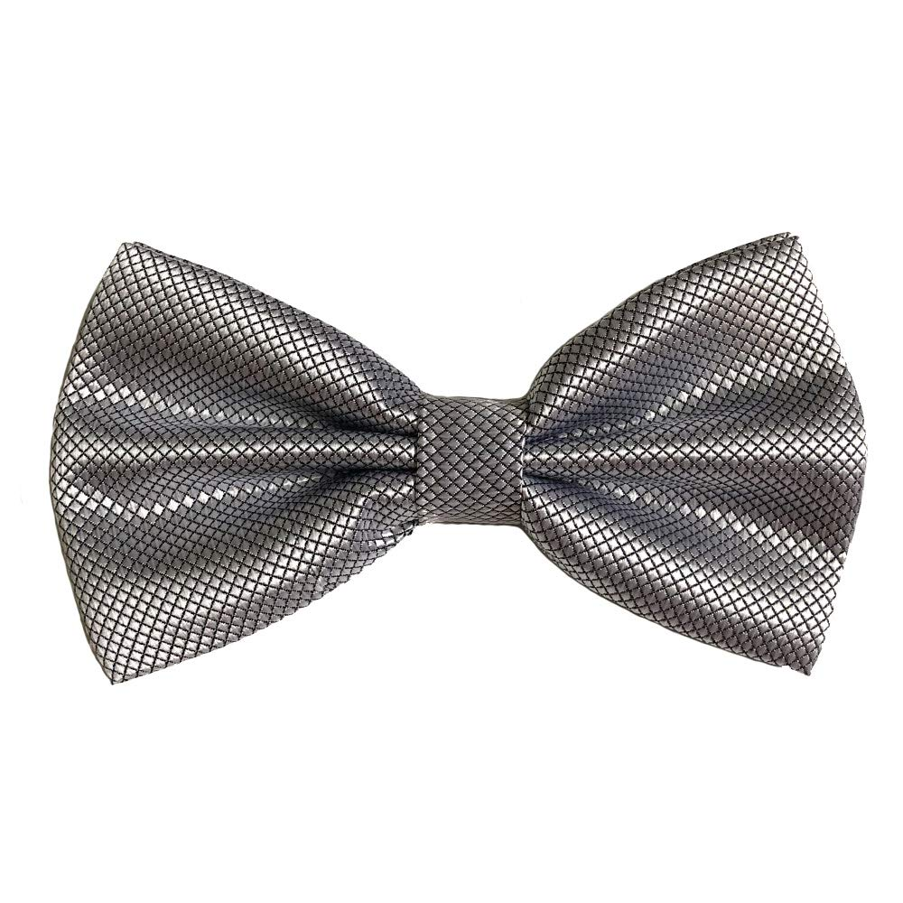 Classic Pre-Tied Adjustable Length Bow Tie Formal Tuxedo for Adults /& Teen,Multi Color Avaiable