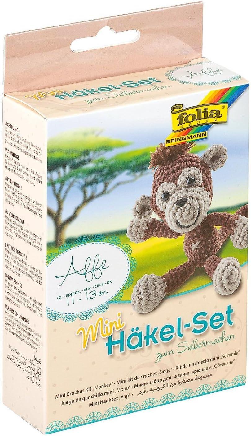 Mani el mono: Patrón de crochet – Amigurumi Duende de los Hilos | 1412x820
