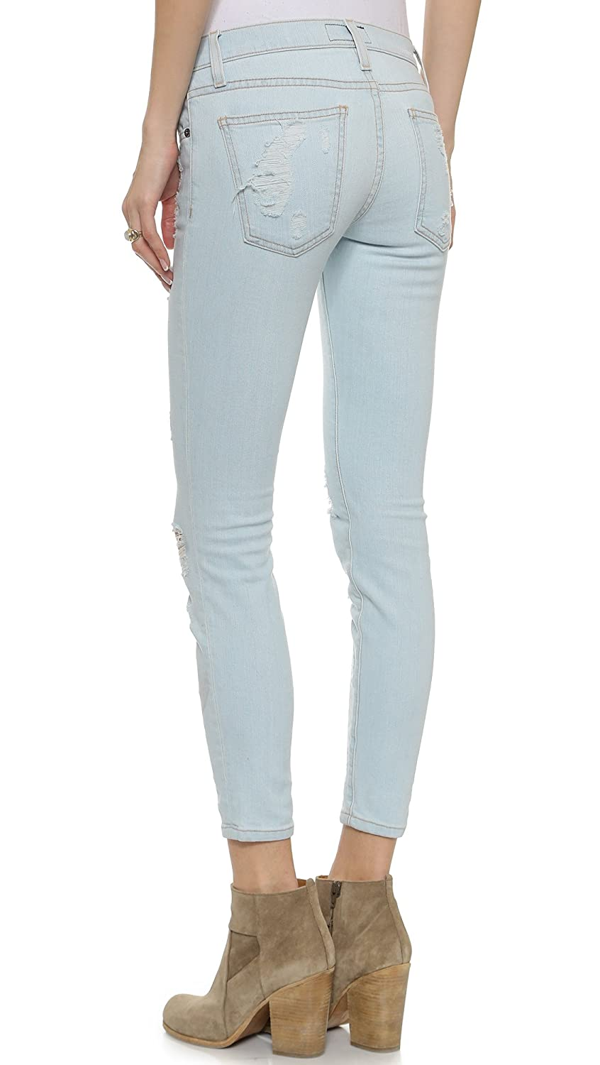 Current/Elliott Women's The Stiletto Jeans