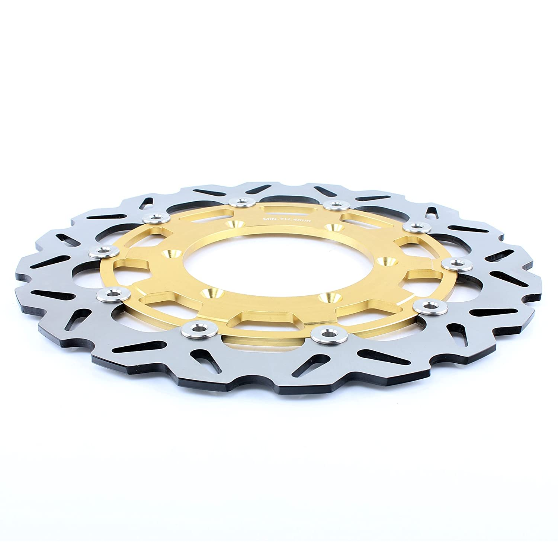 Tarazon Supermoto Front Brake Disc Caliper Bracket for RM125 96-09 RM250 96-12 DRZ400S DRZ400E 00-08