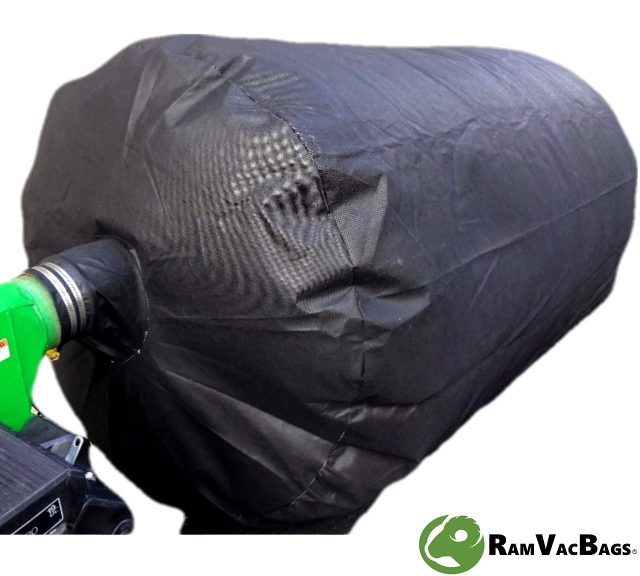 10 INSULATION REMOVAL VACUUM BAGS BLACK SUPER HEAVY DUTY 6' x 4' Hold 450 LBS / 75 cf - 2 FREE Coverall Suits Included. PRO-450 BAG by RamVacBags by RamVacBags.com