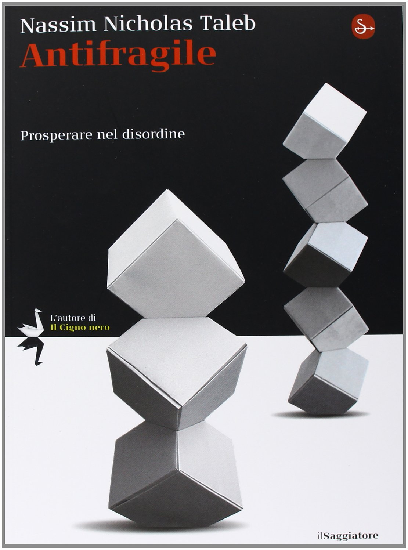 Copertina Libro Antifragile