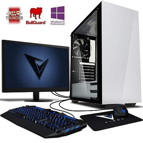 VIBOX Neuron 24 Gaming PC Ordenador de sobremesa con Cupón de ...