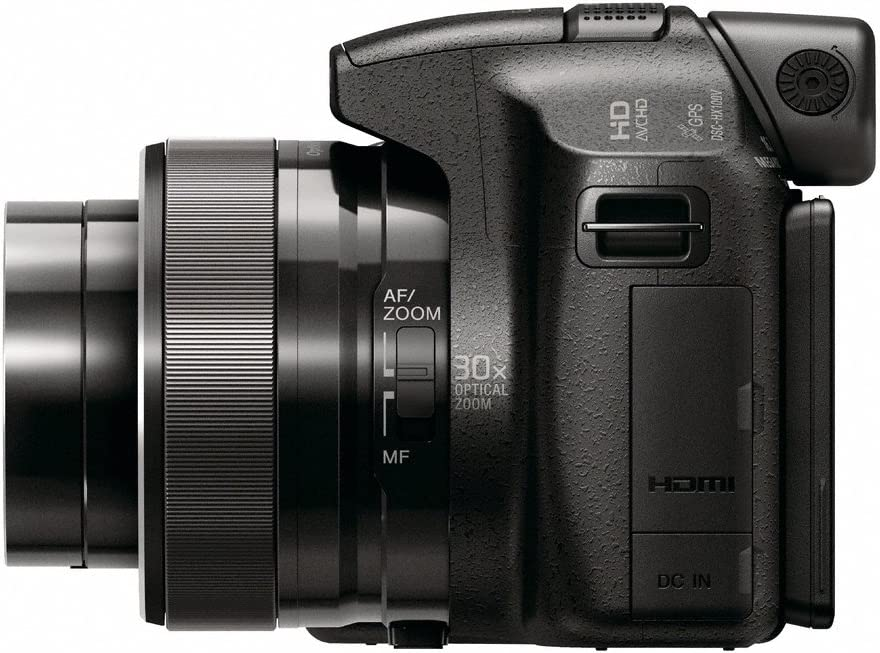 Sony Hx100v Digitalkamera 3 Zoll Schwarz Kamera