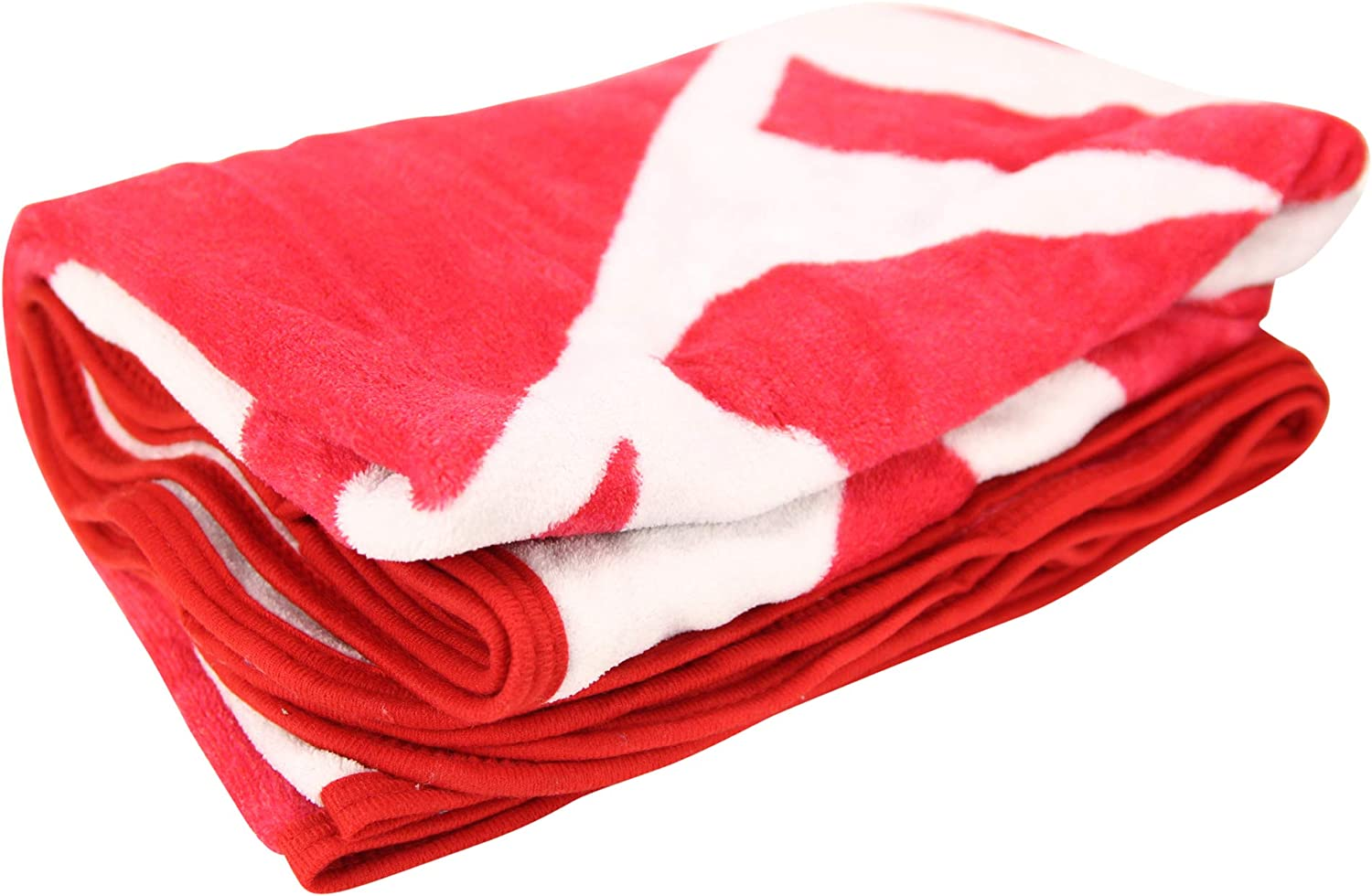 The Northwest Company NCAA Half Tone Super Soft Plush Throw Blanket UNLV Rebels