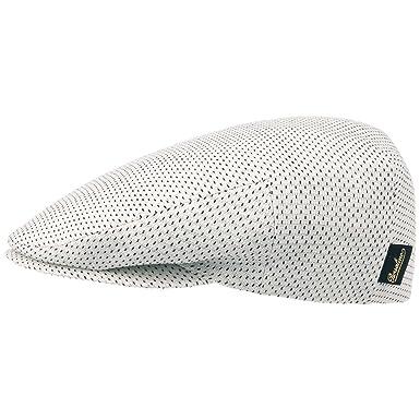5312ac08fb1 Borsalino Classic Summer Flat Cap Ivy hat  Amazon.co.uk  Clothing