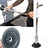 Pneumatic Air Suction Auto Body Dent Puller w/ Slide Hammer Remove Repair Dents