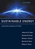 Sustainable Energy: Choosing Among Options (MIT Press)