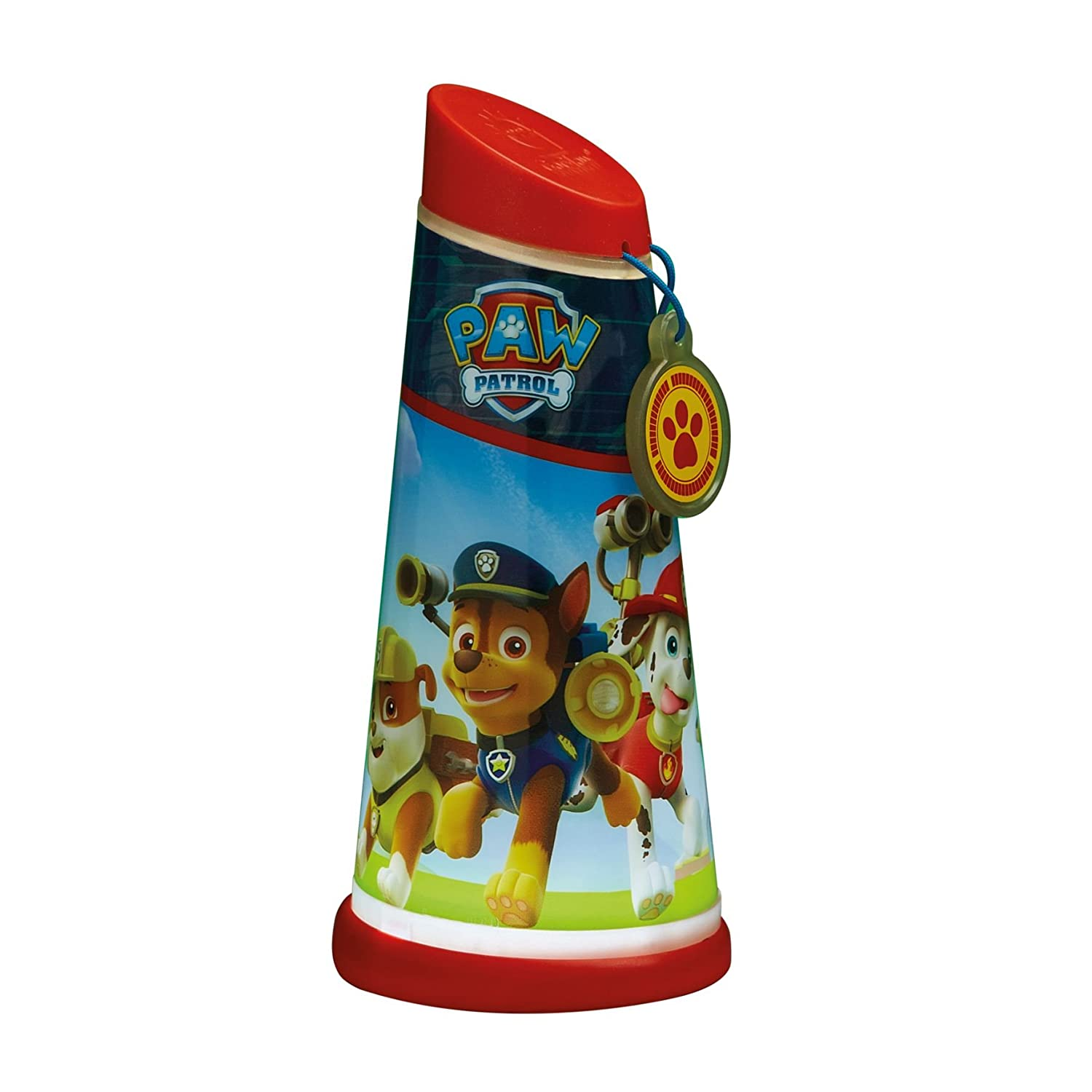 Paw Patrol Tilt Torch and Night Light by GoGlow Worlds Apart 274PAW