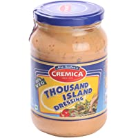Cremica Dressing - Thousand Island, 450g Bottle
