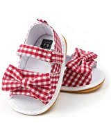 CoKate Baby Toddler Boys Girls Bow Knot Sandals...
