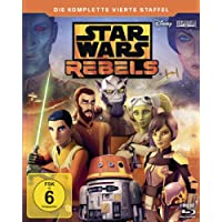 Star Wars Rebels - Die komplette vierte Staffel [Blu-ray]