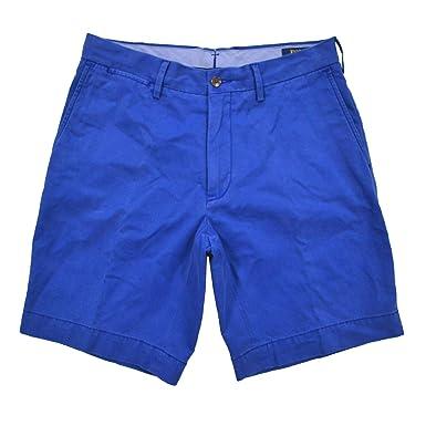 384a94e53747 Polo Ralph Lauren Mens Pima Cotton Classic Fit Shorts at Amazon Men s  Clothing store