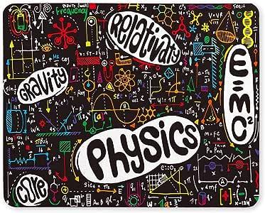 Luancrop Fórmula física y Fenómeno Tablero de Ciencias con