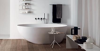 Vasche Da Bagno Zucchetti : Vasche da bagno zucchetti kos muse vasca a pavimento muse amazon