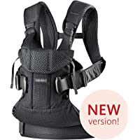 Baby Carrier One Air (Black Mesh)