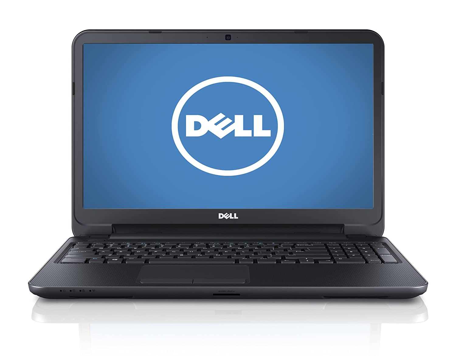 Dell Inspiron 15 i15RV-6190BLK 15 6-Inch Laptop (Black Matte with Textured  Finish) [Discontinued By Manufacturer]